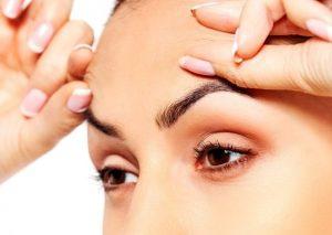 Plasma Pen zur Augenlidstraffung